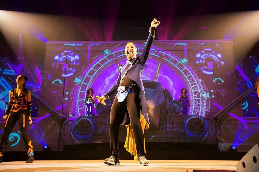 """""""Mehr Show als bei DJ Bobo bekom...#8220;, urteilt unser Konzertkritiker.    Foto: Carlotta Huber"""