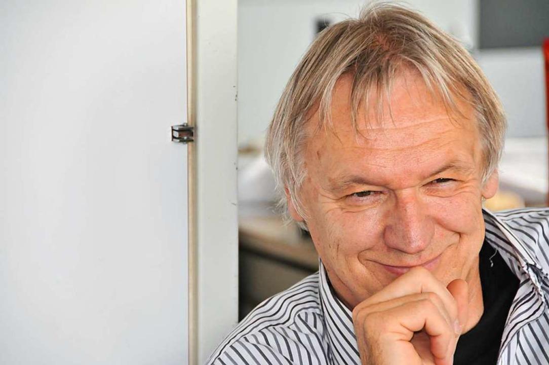 Der frühere BZ-Redakteur und – K...s Böhme ist tot (Archivfoto von 2016).  | Foto: Hupka