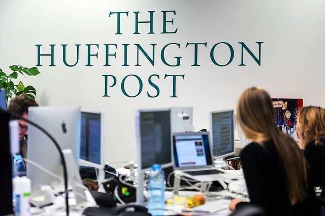 HuffPost Deutschland wird eingestellt