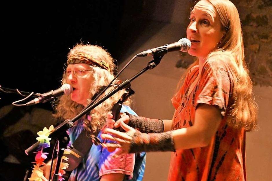 Impressionen vom Mitsingkonzert mit Tina & Jo (Foto: Barbara Ruda)