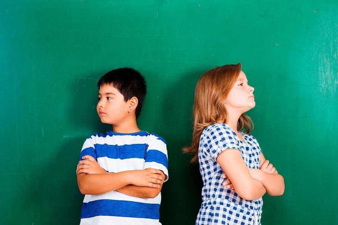 Unstimmigkeiten in der Schule? Im Vord...ne Schulsozialarbeiterin (Symbolbild).  | Foto: Picture-Factory