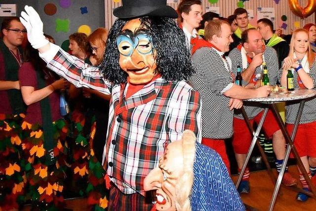 Fotos: Jubiläumsfeier der Nasenrümpfer-Hexen-Clique