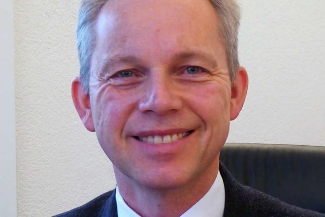 Bürgermeister Hinterseh beendet Spekulationen: Der Wahlkampf ist eröffnet