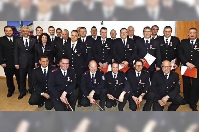 150 Einsätze schlauchen die Feuerwehr