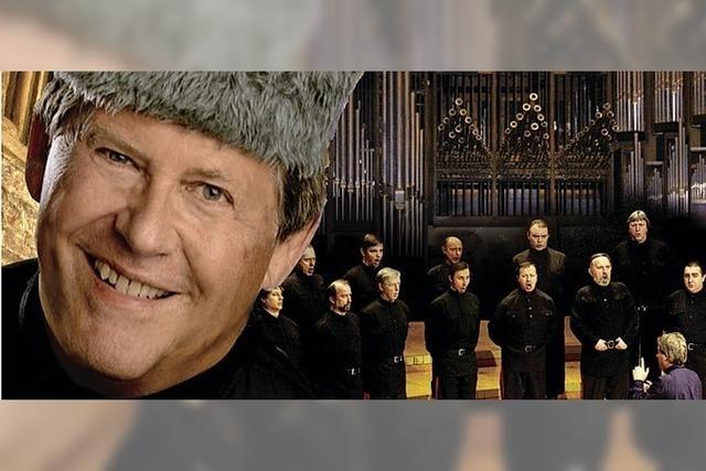 Hochkarätiges Konzert in Denzlingen mit dem Serge Jaroff-Ensemble