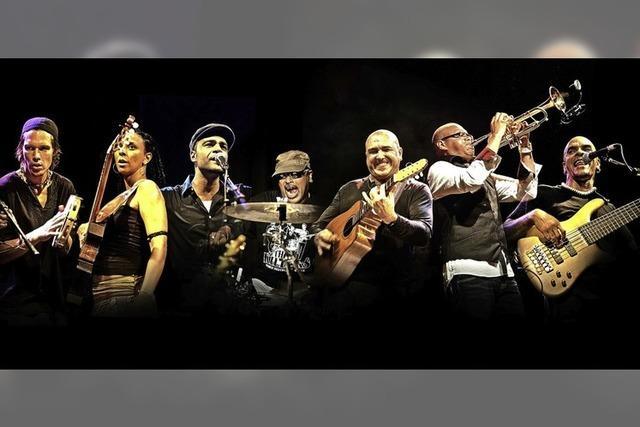 Urban Latin Groove