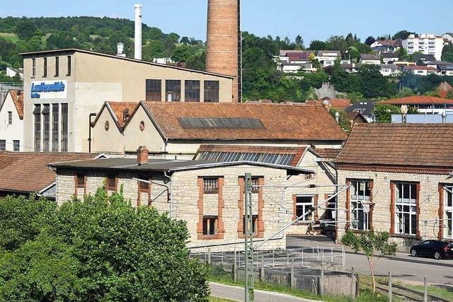 Das Textilunternehmen Lauffenmühle in Lauchringen und Lörrach ist insolvent