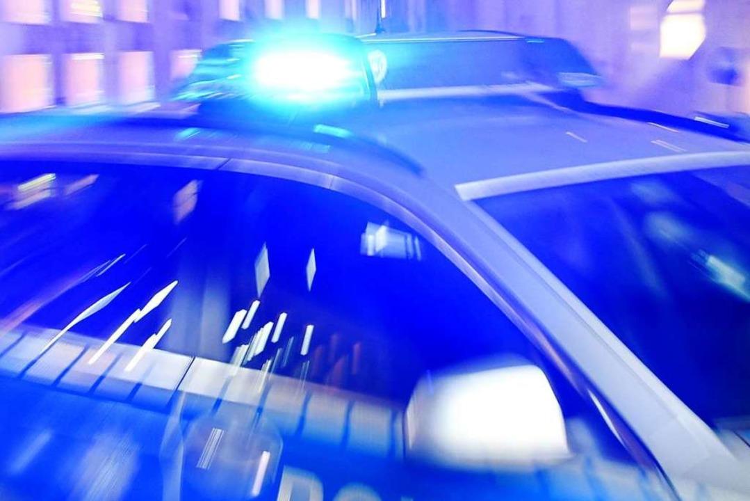 Zeugen sollen sich bei der Polizei melden.  | Foto: dpa