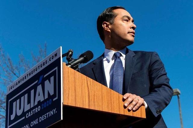 Julián Castro will der erste Latino im Oval Office werden