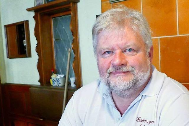 Michael Winterhalter, der Ochsenwirt von Zähringen
