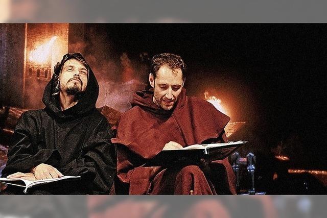 Die Welt des Spätmittelalters auf der Bühne: Szenische Lesung des Krimis