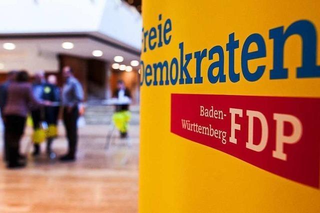 Offene FDP-Liste in Waldkirch nimmt Gestalt an