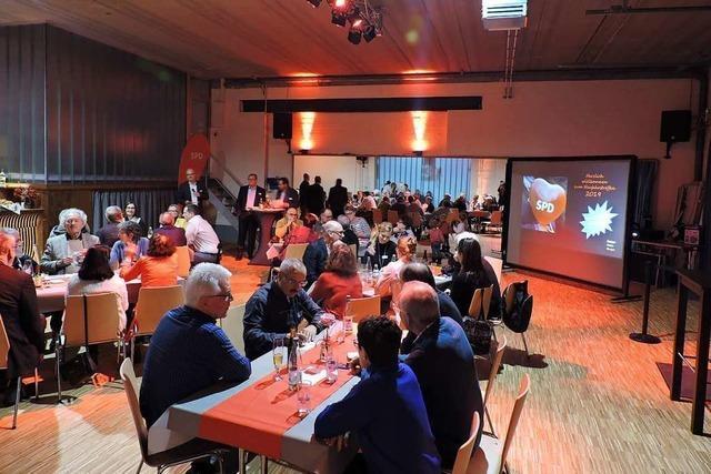 Mit Quiz und Perspektiven: Neujahrsempfang der SPD Waldkirch