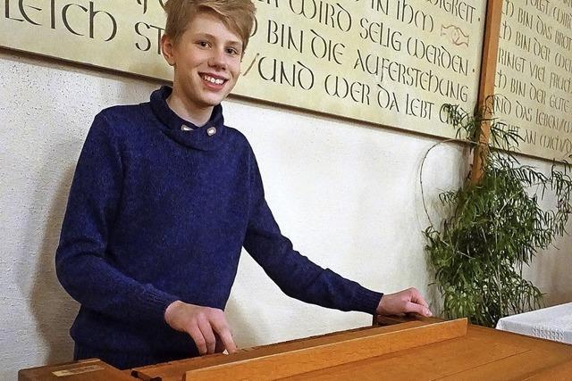 Der neuen Orgel ein Stück näher