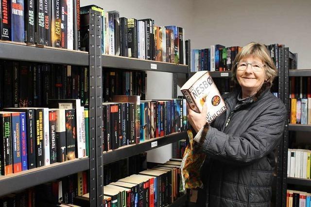 Der neue Büchertausch in Rheinfelden kommt gut an