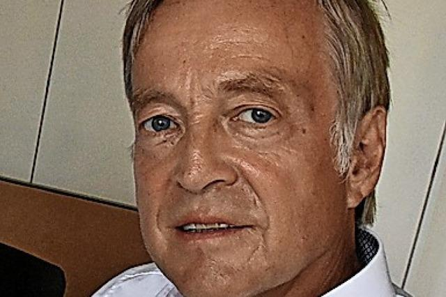 Reinhard Bentler tritt nicht mehr für Kreistag an