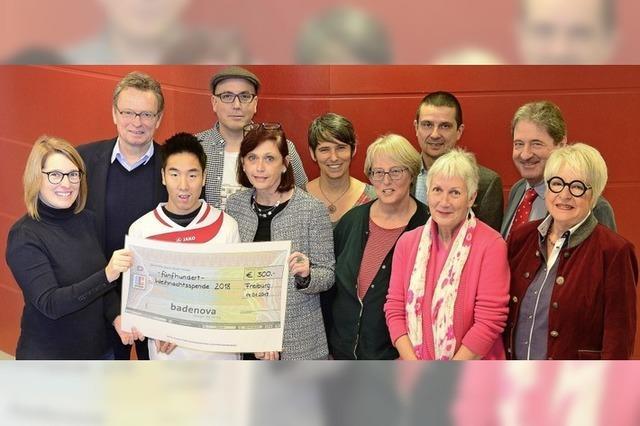 17 000 Euro von Badenova