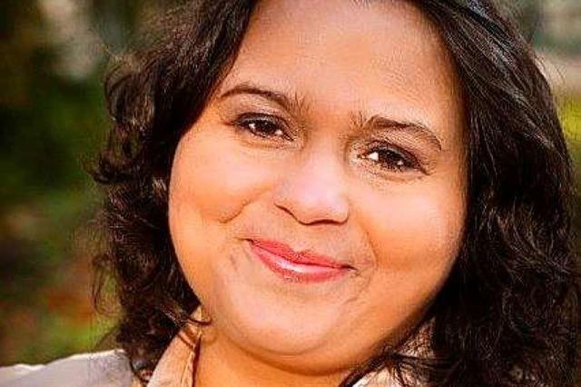 Gender-Expertin Indrani Das Schmid spricht in Rheindfelden über das Frauenwahlrecht