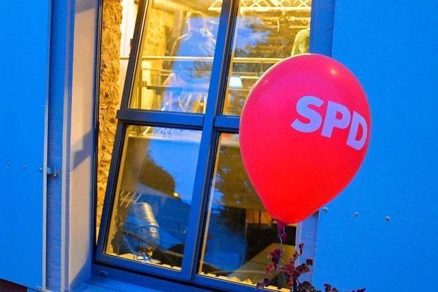 Die Lörracher SPD legt fünf Schwerpunktthemen für den Wahlkampf fest
