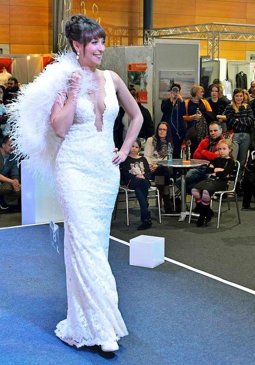 Die Braut von heute hat die Wahl: Elegant und sexy...  | Foto: Michael Bamberger