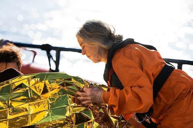 Helfer berichten von ihrer Rettungsschiff-Mission
