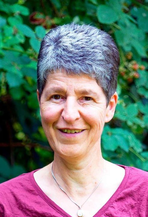 Pfarrerin Bärbel Wassmer  | Foto: BZ