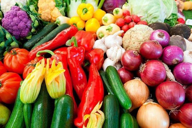 Warum sollte man viel Obst und Gemüse essen?