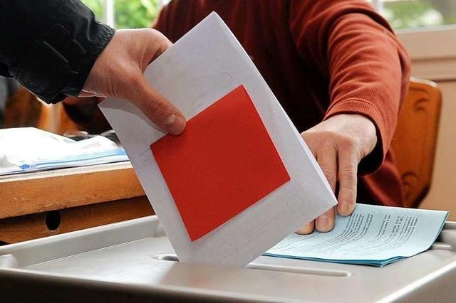 Noch kein Termin für Bürgermeisterwahl in Bad Säckingen