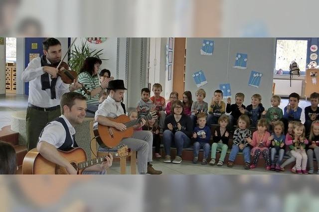 Kindergarten ist für die Zukunft gerüstet