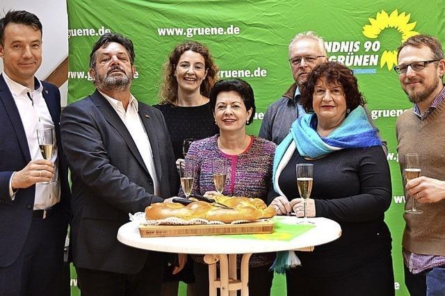 40 Jahre Grüne im Landkreis – aber keine Midlifecrisis