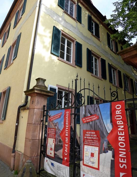Teurer Sanierungsfall: das Anna-von-Heimburg-Haus.   | Foto: Seller