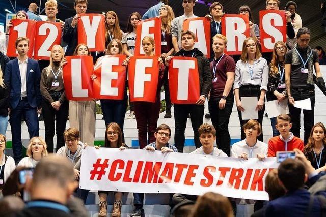Konflikt um Klimastreik