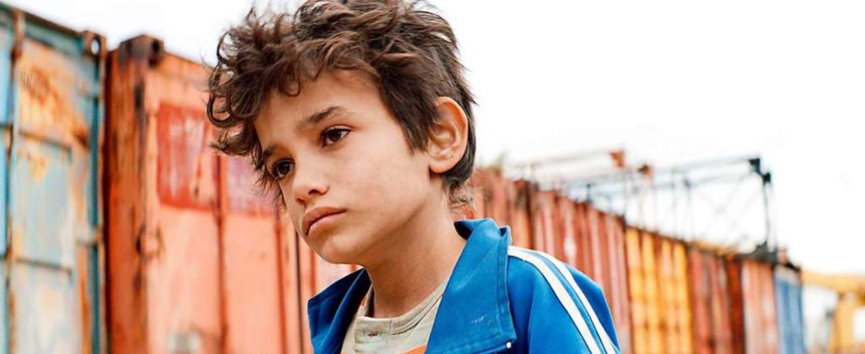 Das wilde, verletzliche und sehnsüchti... Films: der junge Syrer Zain Al Rafeea  | Foto: dpa