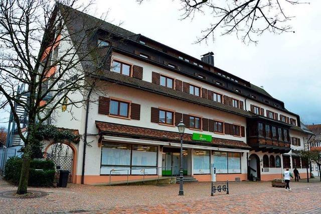 Der Drogeriemarkt in Kirchzarten ist geschlossen