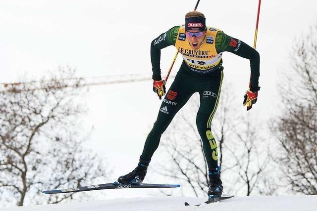 Die abenteuerliche Karriere des Skilangläufers Max Olex vom SC Partenkirchen