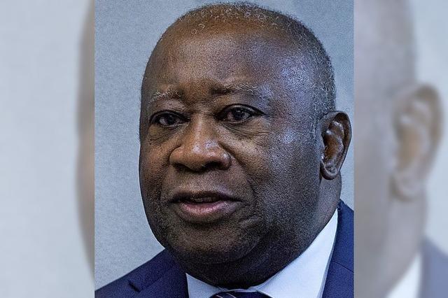 Ex-Präsident der Elfenbeinküste freigesprochen