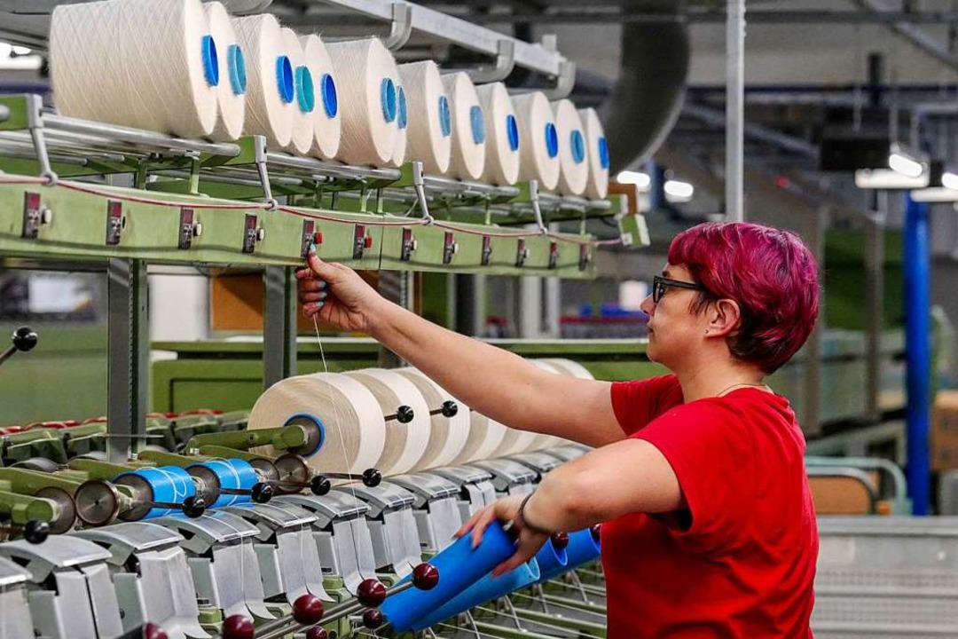 Im Osten gibt es keine Dax-Unternehmen... niedriger als in Nordrhein-Westfalen.  | Foto: dpa