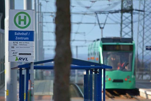 Warum es in der Tram in Weil doppelt so viele Schwarzfahrer gibt wie in Basel