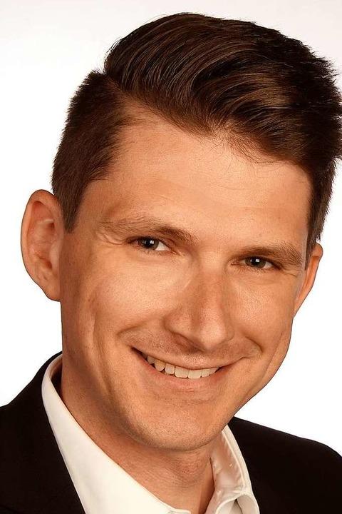 Matthias Jehle aus Wehr will für die AfD in den Kreistag einziehen.    Foto: Privat