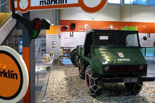 Familientag im Unimog-Museum Gaggenau