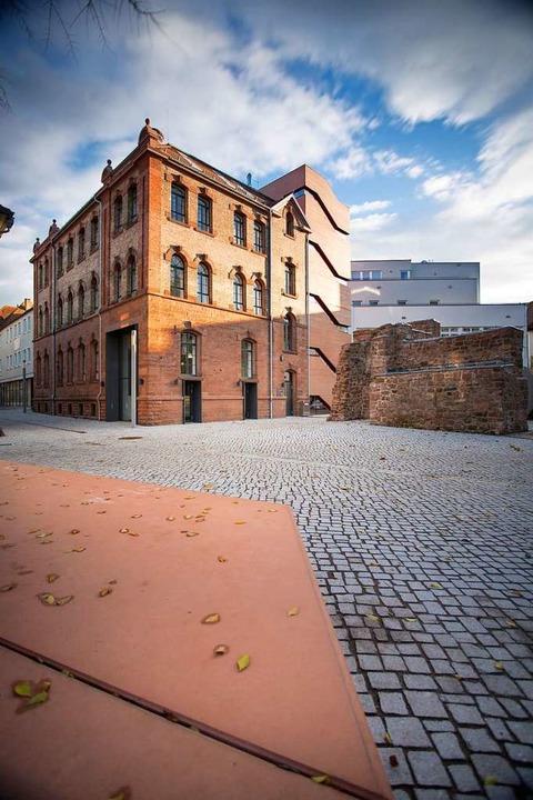 Das Lahrer Stadtmuseum in der ehemaligen Tonofenfabrik  | Foto: Stadt Lahr