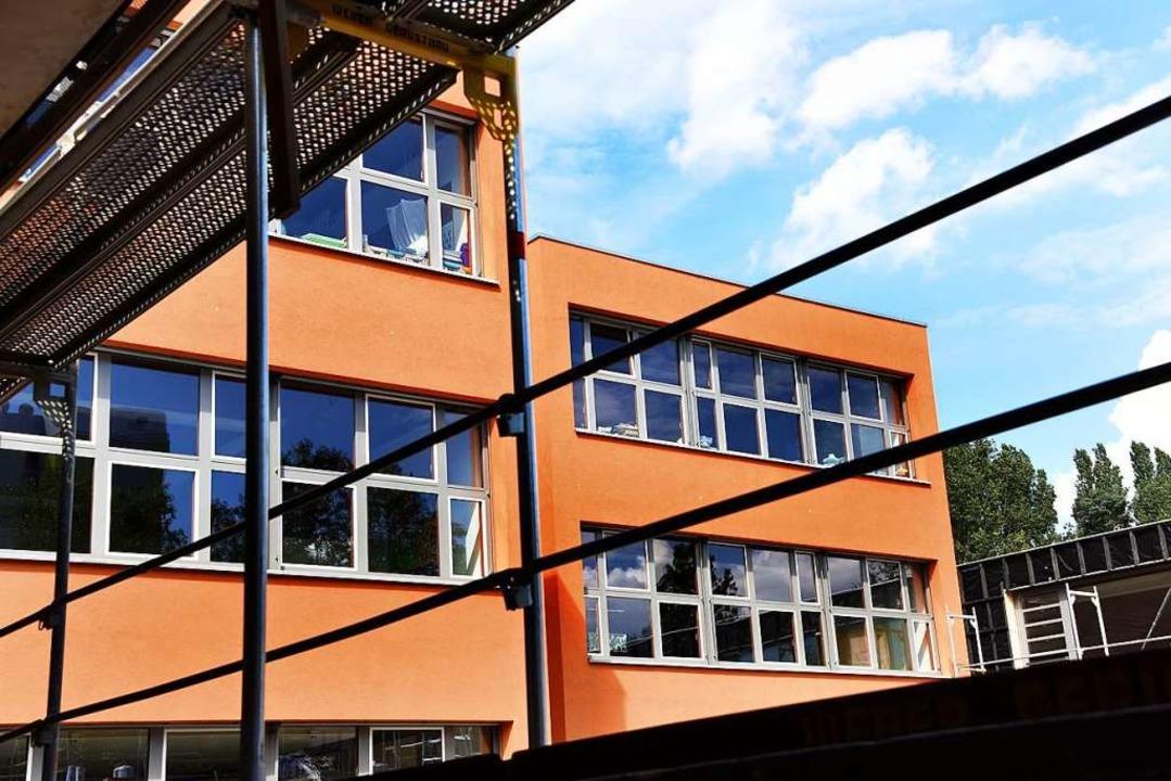 Die Adolf-Reichwein-Schule  | Foto: Rita Eggstein