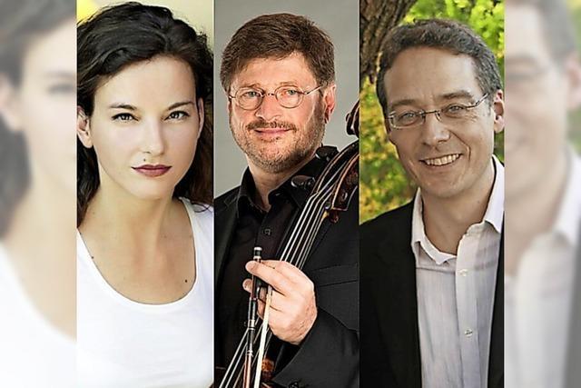 Helikon-Trio mit Echo-Preisträger Kristian Nyquist spielt Haydn und Schubert