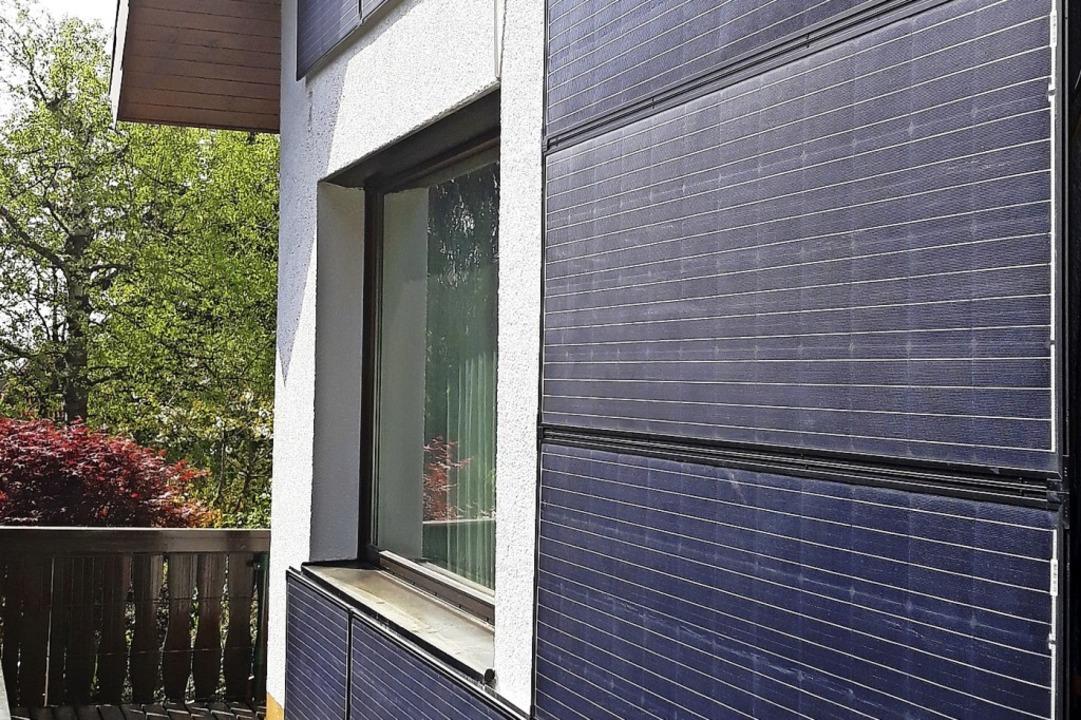 Längst nicht mehr nur auf Dächern lass...n Waldkirch, ertragreich installieren.  | Foto: Landratsamt Emmendingen