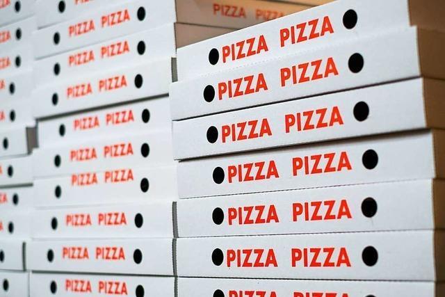 In Pizza-Kartons soll ein 35-Jähriger Drogen verschickt haben