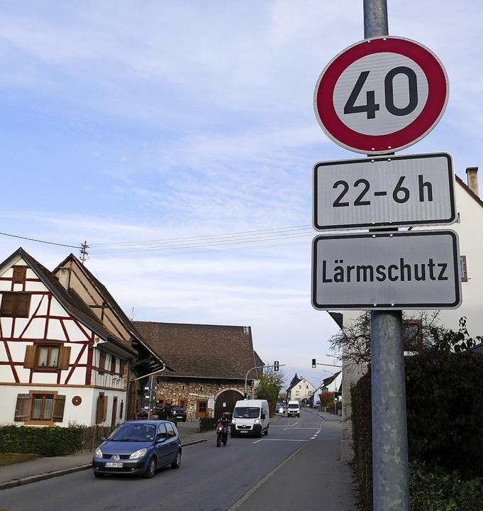 Neue Maßnahmen sollen den Verkehrslärm...ärmaktionsplan macht's möglich.   | Foto: Langelott