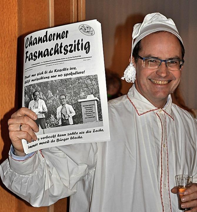 Die FZ-Redaktion sucht närrische Nachrichten   | Foto: Archivfoto: Schütz