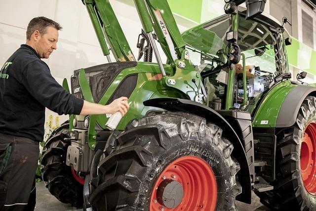 Zehn Prozent mehr Biobauern