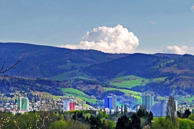 Vier Türme in Freiburg, Teil 2