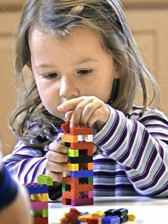Bis 2020 sollen die Kinder in einen Neubau umziehen können.  | Foto: Mark Alexander